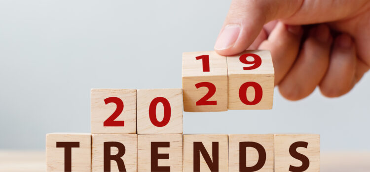 5 Technology Trends that Will Impact 2020